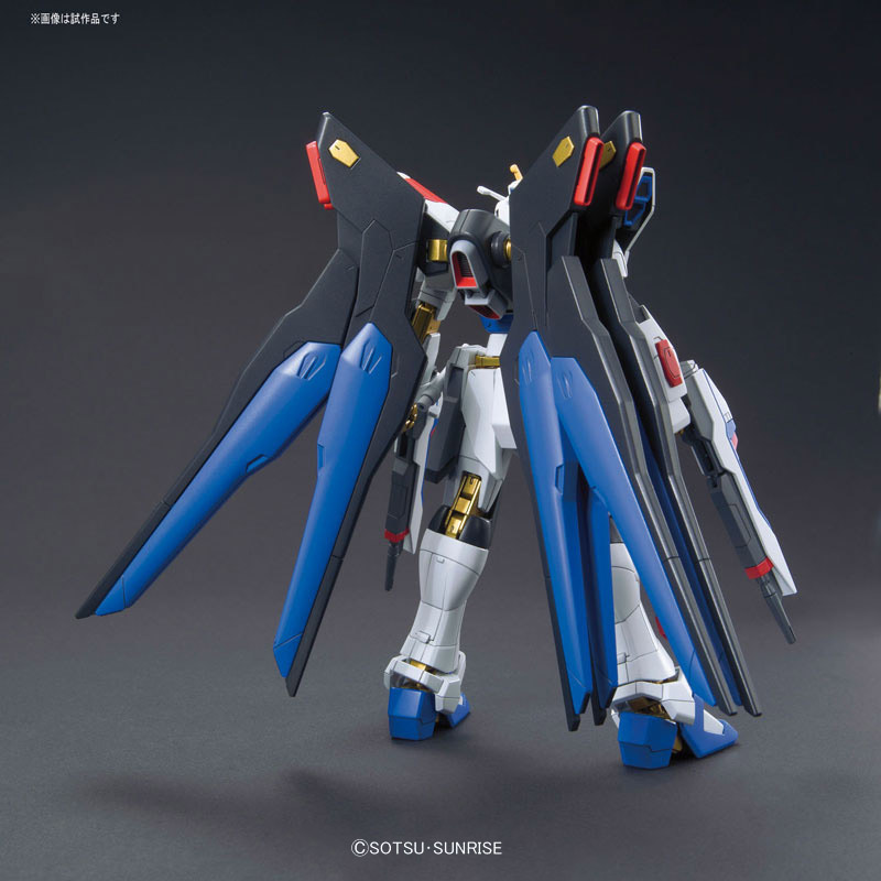 ZGMF-X20A Strike Freedom Gundam GUNPLA HG High Grade 1//144 REVIVE Seed Destiny